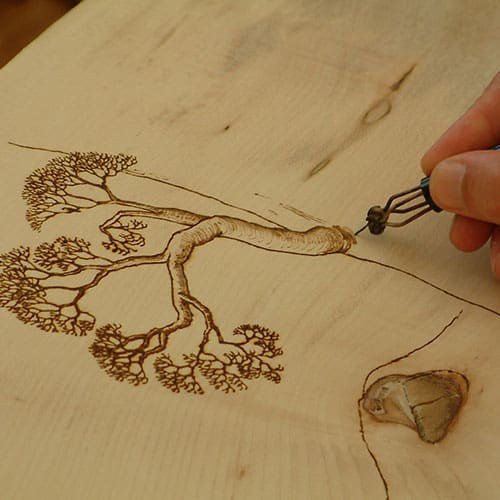 11 Best Wood For Pyrography Woodburning 2020 Pros Cons Working The Flame