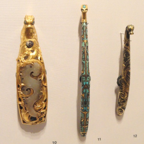 Ancient Chinese jewelry