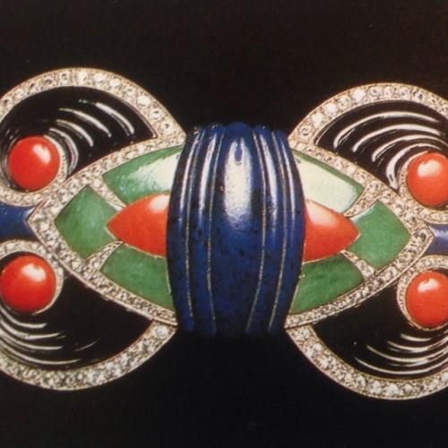 Art Deco jewelry of the 1920s