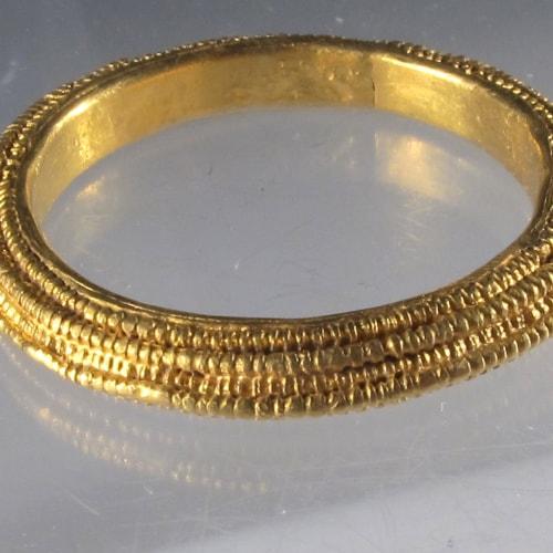 Byzantine jewelry making