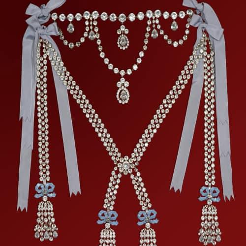 Marie Antoinette's diamond necklace