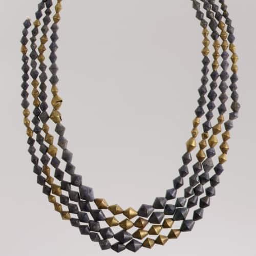 Mesopotamian necklace
