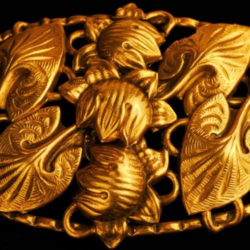 Art Nouveau late 19th century jewelry