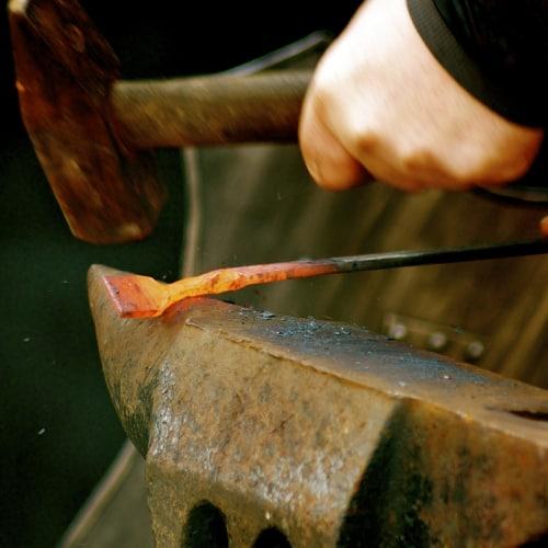 blacksmithing terminology list