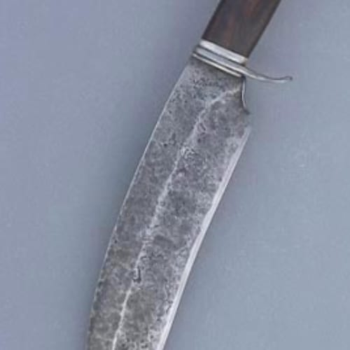 bladesmithing knives and swords