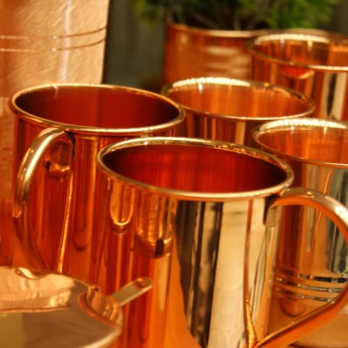 coppersmithing projects