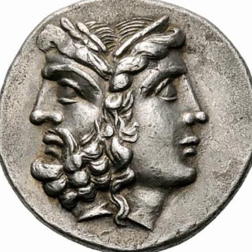 Greek/Roman silver currency