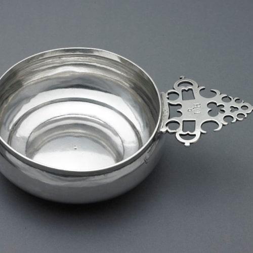 Silver goods 18th century