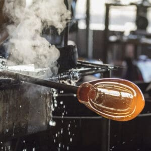 glassblowing terminology and phrases