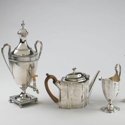 hester bateman silver
