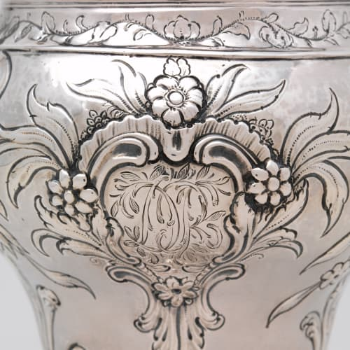 Myer Myers colonial silversmith