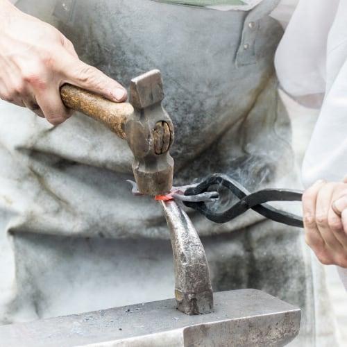 blacksmithing youtube channels