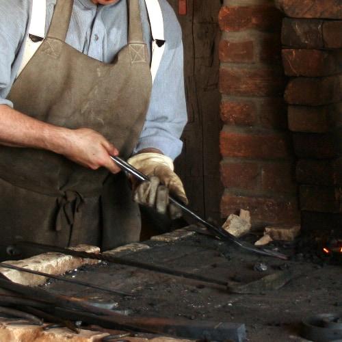 blacksmithing apron protection