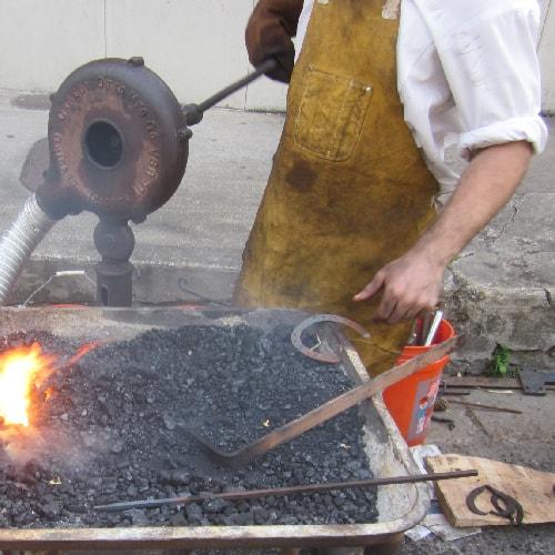 blacksmithing aprons adjustable