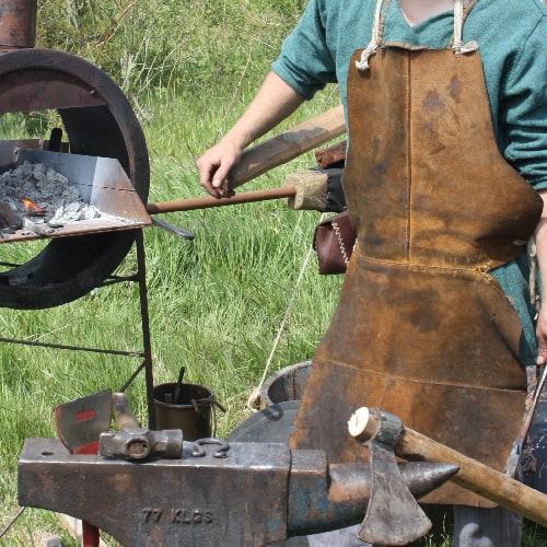 blacksmithing apron considerations