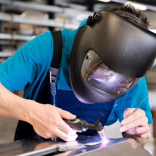 apprentice sheet metal worker
