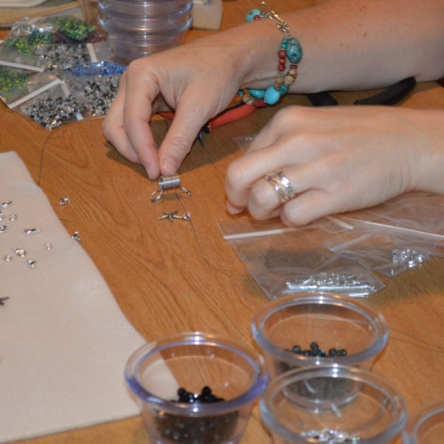 dexterity for jewelry making