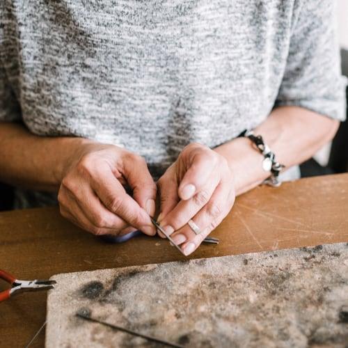 jewelry home studio