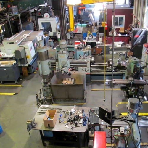 machine shop view
